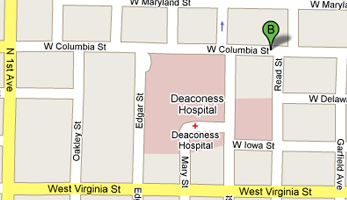Deaconess Comp Center - Physical Therapy and Rehab